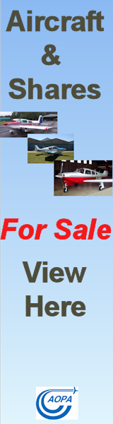 Aircraft and Shares for Sale