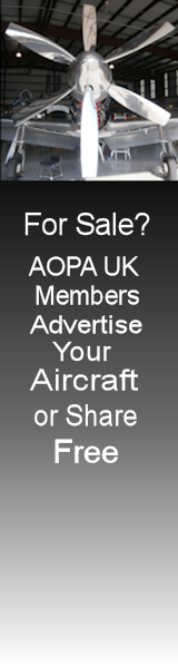 Advertise Aircraft and Shares