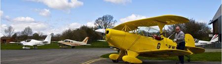 Herefordshire Aero Club Ltd