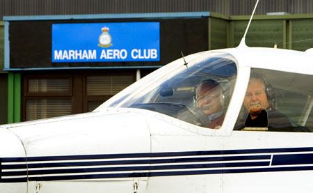 RAF Marham Aero Club
