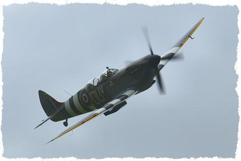 The Spitfire Flying Club